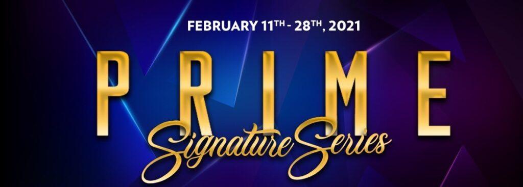 Prime Social Signature Series Million Dollar Tournament